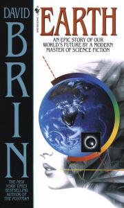 """Earth"" is a book by David Brin who is a B612 Strategic Advisor."