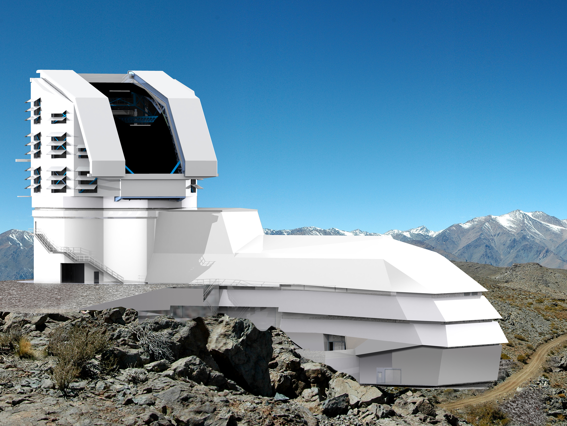 Image result for The Large Synoptic Survey Telescope