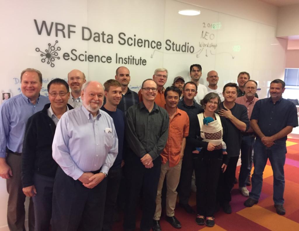 B612 co-sponsors the first Near-Earth Object Modeling Workshop - B612