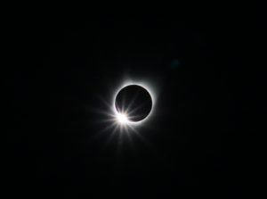 Eclipse photo by Michael Berry