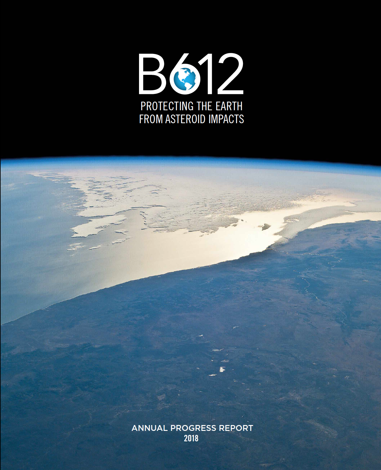 2018 B612 Annual Report Cover